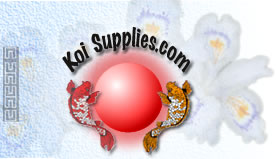 Koi Supplies